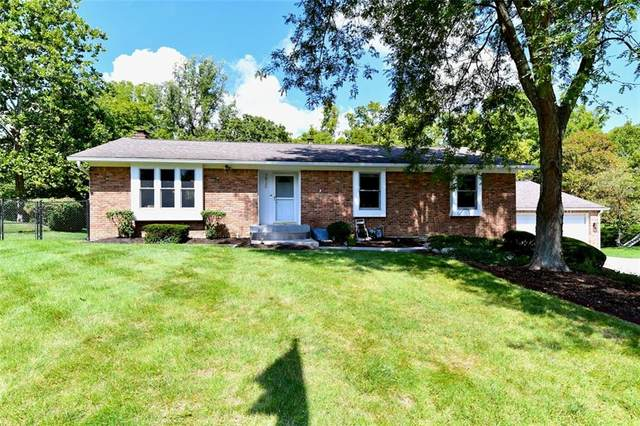 7920 Hawthorne Court, Indianapolis, IN 46256 (MLS #21814108) :: Ferris Property Group