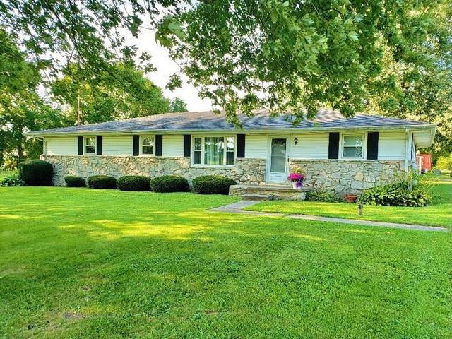 8390 E County Road 300 S, New Castle, IN 47362 (MLS #21814110) :: Ferris Property Group