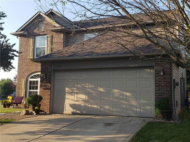 6250 E Runnymede Court, Camby, IN 46113 (MLS #21814115) :: Dean Wagner Realtors