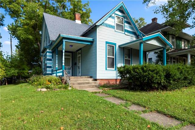 107 S Ritter Avenue, Indianapolis, IN 46219 (MLS #21814123) :: Ferris Property Group
