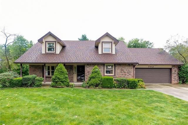 702 Whispering Trail, Greenwood, IN 46142 (MLS #21814124) :: Heard Real Estate Team | eXp Realty, LLC