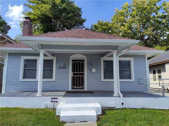 3228 Guilford Avenue, Indianapolis, IN 46205 (MLS #21814126) :: Richwine Elite Group