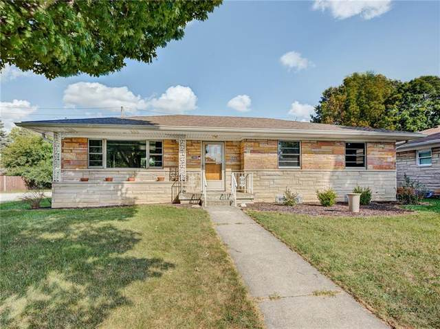 1349 N Audubon Road, Indianapolis, IN 46219 (MLS #21814134) :: Ferris Property Group