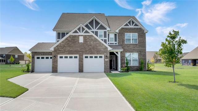 3549 Danbury Court, Bargersville, IN 46106 (MLS #21814138) :: The ORR Home Selling Team