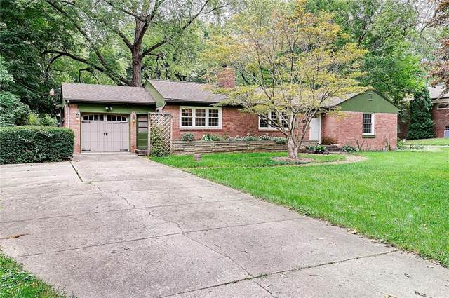 6489 N Rural Street, Indianapolis, IN 46220 (MLS #21814140) :: The Evelo Team