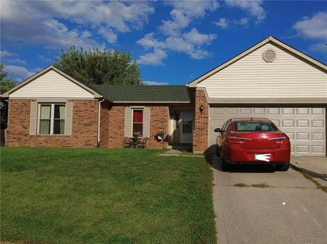 10213 Park Stream Drive, Indianapolis, IN 46229 (MLS #21814144) :: Pennington Realty Team