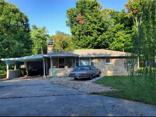 6160 S Keystone Avenue, Indianapolis, IN 46227 (MLS #21814150) :: Ferris Property Group