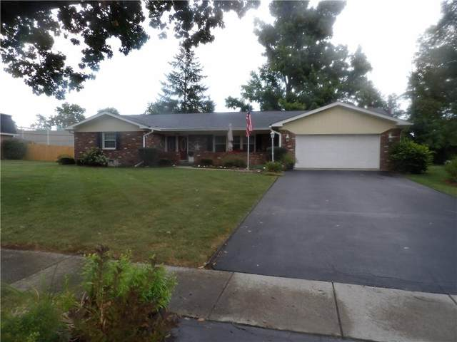 7423 Avalon Trail Road, Indianapolis, IN 46250 (MLS #21814177) :: Ferris Property Group