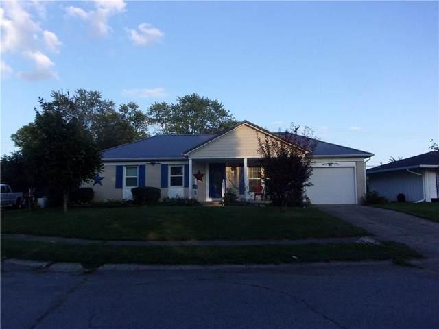 1615 Avenue East Street, Elwood, IN 46036 (MLS #21814178) :: Ferris Property Group