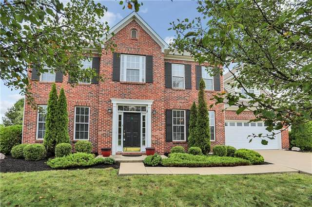 3204 Woodhaven Way, Bargersville, IN 46106 (MLS #21814183) :: The ORR Home Selling Team