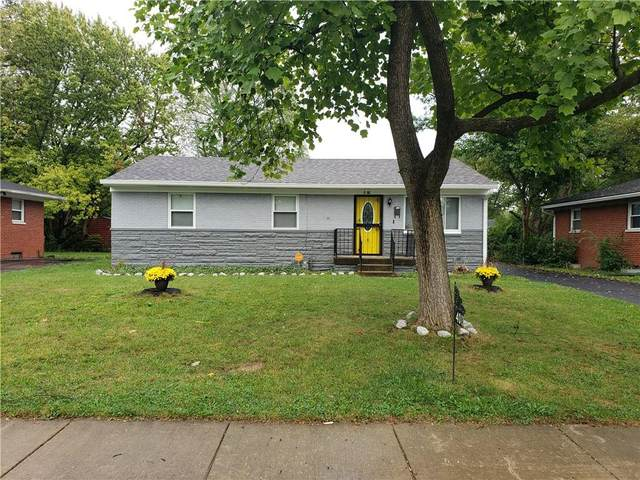 4013 N Graham Avenue, Indianapolis, IN 46226 (MLS #21814184) :: The Evelo Team