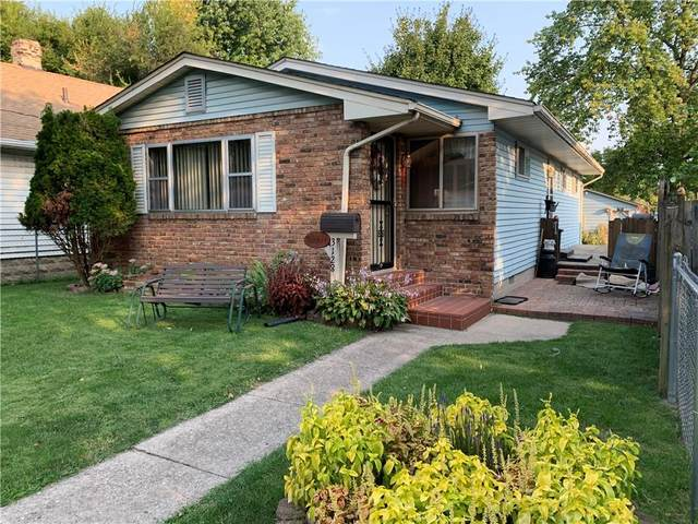 3128 Newton Avenue, Indianapolis, IN 46201 (MLS #21814191) :: Ferris Property Group
