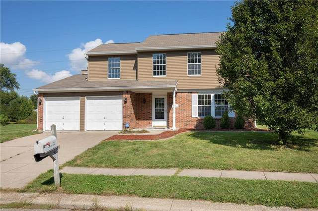 1224 N Nashville Circle, Indianapolis, IN 46239 (MLS #21814206) :: Ferris Property Group