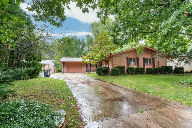 704 Maplewood Avenue, Anderson, IN 46012 (MLS #21814210) :: Mike Price Realty Team - RE/MAX Centerstone