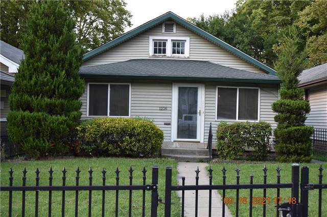 1236 W 32nd Street, Indianapolis, IN 46208 (MLS #21814232) :: Ferris Property Group