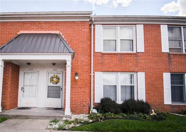 1310 Jackson Park Place, Seymour, IN 47274 (MLS #21814233) :: JM Realty Associates, Inc.