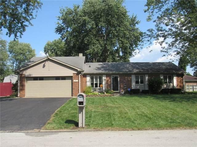233 Meadow Lane, Plainfield, IN 46168 (MLS #21814253) :: Ferris Property Group