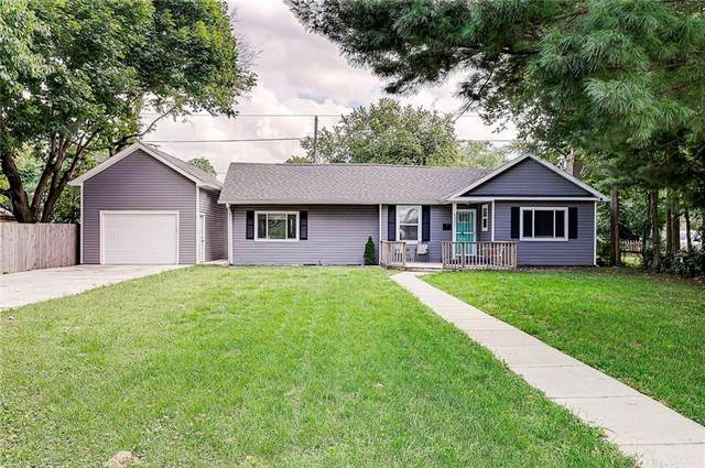 4331 N Ralston Avenue N, Indianapolis, IN 46205 (MLS #21814261) :: Ferris Property Group