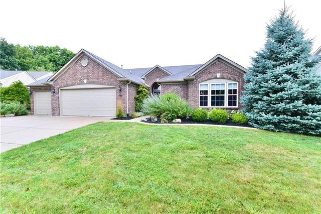 11214 Beardsley Way, Fishers, IN 46038 (MLS #21814280) :: Mike Price Realty Team - RE/MAX Centerstone
