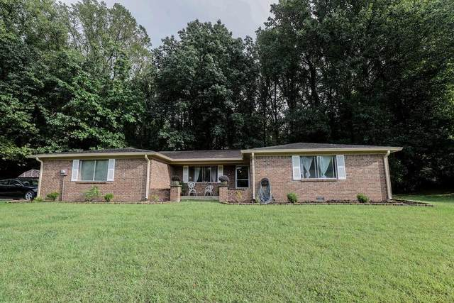 4291 E Lakeview Drive, Martinsville, IN 46151 (MLS #21814286) :: Mike Price Realty Team - RE/MAX Centerstone