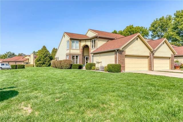 8136 Farmhurst Lane H, Indianapolis, IN 46236 (MLS #21814294) :: Ferris Property Group