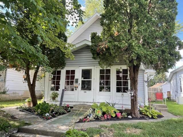 1305 S 21st Street, New Castle, IN 47362 (MLS #21814312) :: Ferris Property Group
