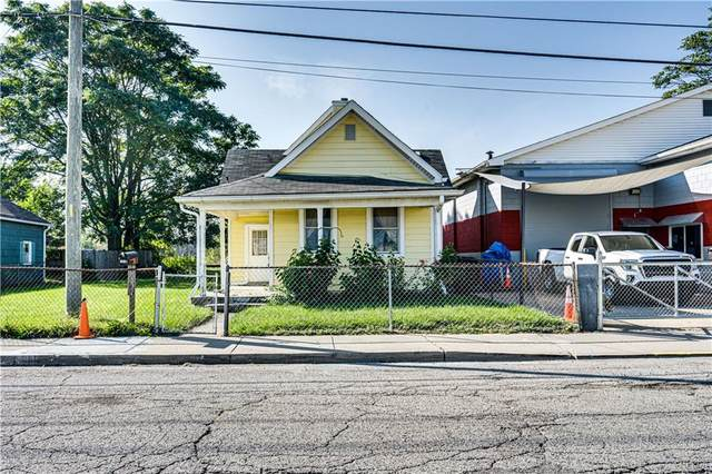 1217 Bates Street, Indianapolis, IN 46202 (MLS #21814313) :: Dean Wagner Realtors
