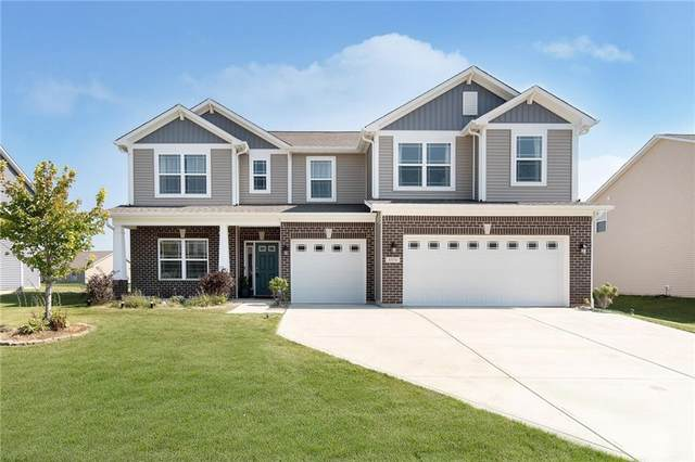 1771 Foudray Circle N, Avon, IN 46123 (MLS #21814316) :: Heard Real Estate Team | eXp Realty, LLC