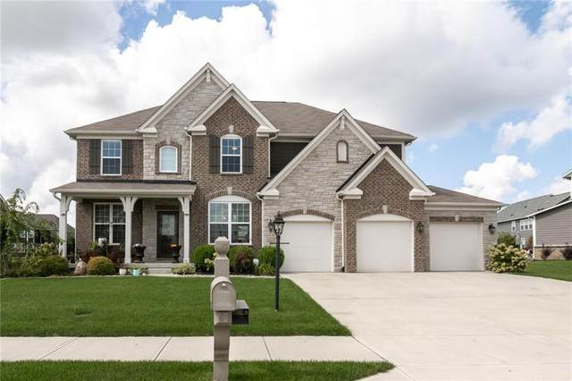 15020 Cantor Chase Crossing, Fishers, IN 46040 (MLS #21814323) :: Mike Price Realty Team - RE/MAX Centerstone