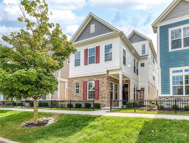 13209 E 131st Street, Fishers, IN 46037 (MLS #21814331) :: Quorum Realty Group