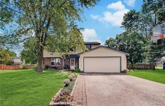 3335 Lacy Court, Indianapolis, IN 46227 (MLS #21814343) :: Heard Real Estate Team | eXp Realty, LLC