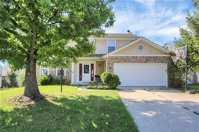 2820 Mission Hills Lane, Indianapolis, IN 46234 (MLS #21814344) :: AR/haus Group Realty