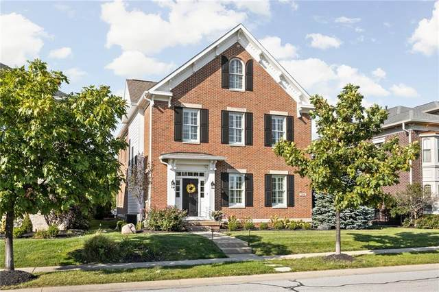 7626 The Commons, Zionsville, IN 46077 (MLS #21814350) :: JM Realty Associates, Inc.