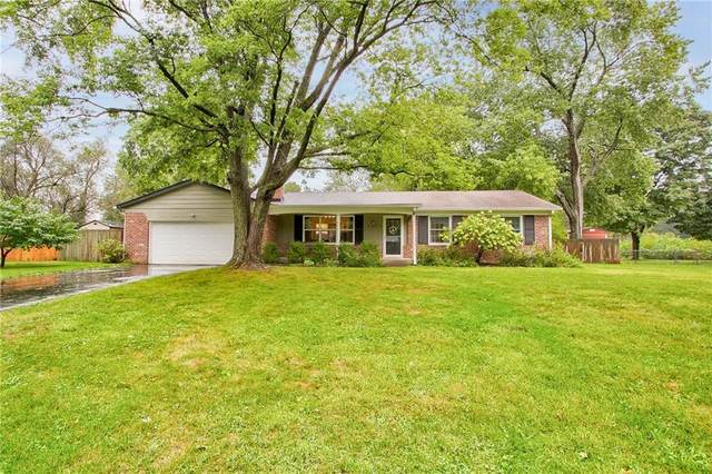 7237 N Parker Avenue, Indianapolis, IN 46240 (MLS #21814353) :: Ferris Property Group