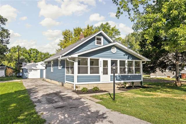 4808 Brouse Avenue, Indianapolis, IN 46205 (MLS #21814358) :: JM Realty Associates, Inc.