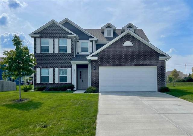 6959 W Caraway Drive, Mccordsville, IN 46055 (MLS #21814366) :: Quorum Realty Group