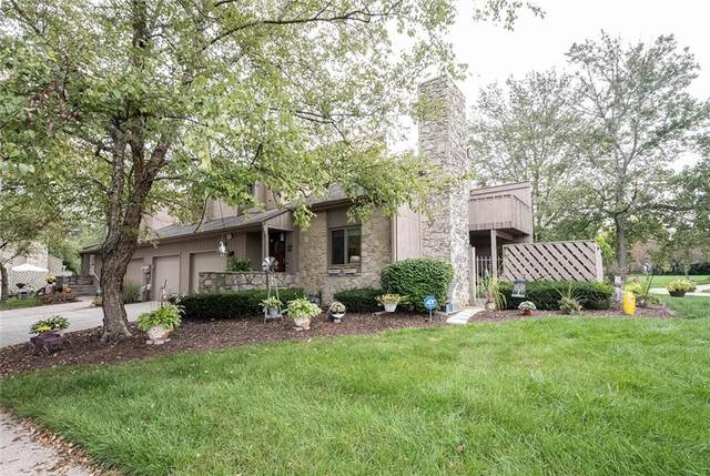 624 Conner Creek Drive, Fishers, IN 46038 (MLS #21814385) :: RE/MAX Legacy