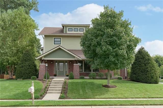 733 Raintree Drive, Avon, IN 46123 (MLS #21814390) :: Ferris Property Group