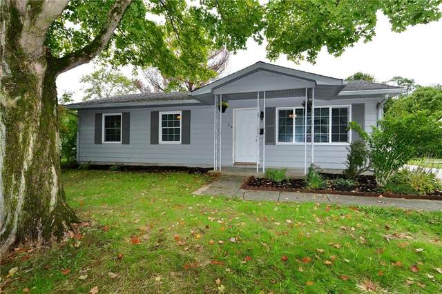 518 S Maxine Manor, Brownsburg, IN 46112 (MLS #21814415) :: Ferris Property Group