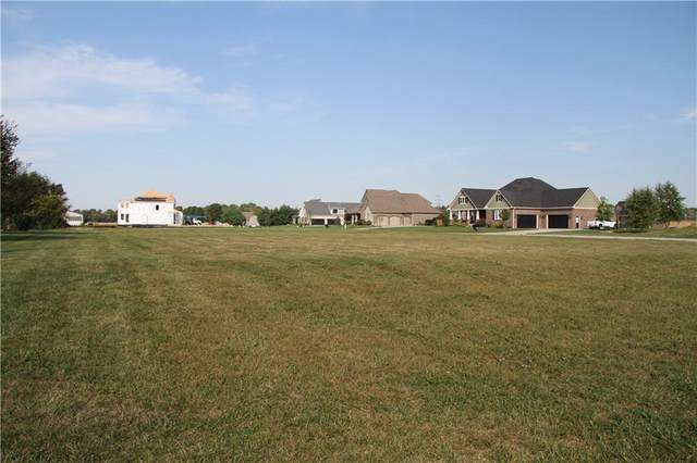 7320 Sapphire Court, Plainfield, IN 46168 (MLS #21814417) :: Mike Price Realty Team - RE/MAX Centerstone