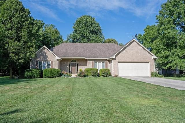 307 Bays Drive, Noblesville, IN 46062 (MLS #21814438) :: Heard Real Estate Team | eXp Realty, LLC
