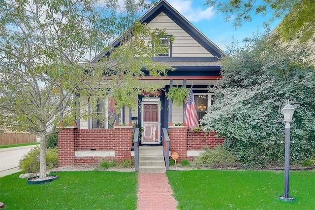 2263 N Pennsylvania Street, Indianapolis, IN 46205 (MLS #21814448) :: JM Realty Associates, Inc.