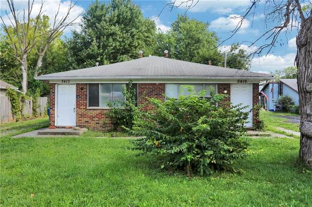 3413 S Harding Street, Indianapolis, IN 46217 (MLS #21814449) :: JM Realty Associates, Inc.