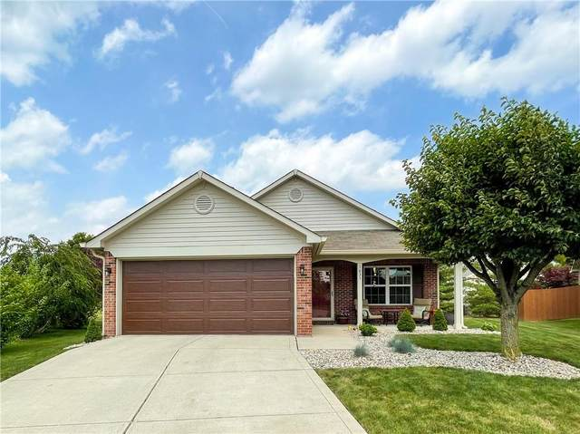 1631 Roundhouse Circle, Greenwood, IN 46143 (MLS #21814451) :: Pennington Realty Team