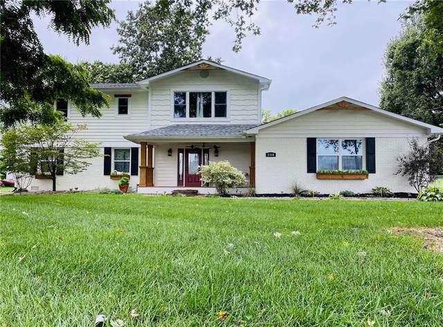 2308 S Morgantown Road, Greenwood, IN 46143 (MLS #21814454) :: Ferris Property Group