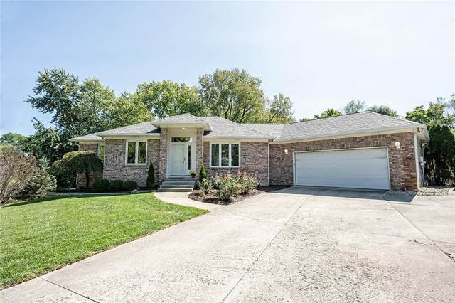 33 Thornhurst Drive, Carmel, IN 46032 (MLS #21814466) :: Pennington Realty Team
