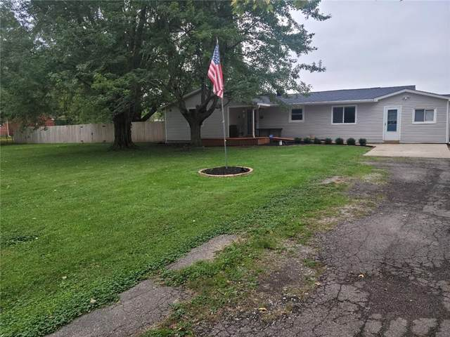2763 E 625 North Road, Greenfield, IN 46140 (MLS #21814469) :: RE/MAX Legacy