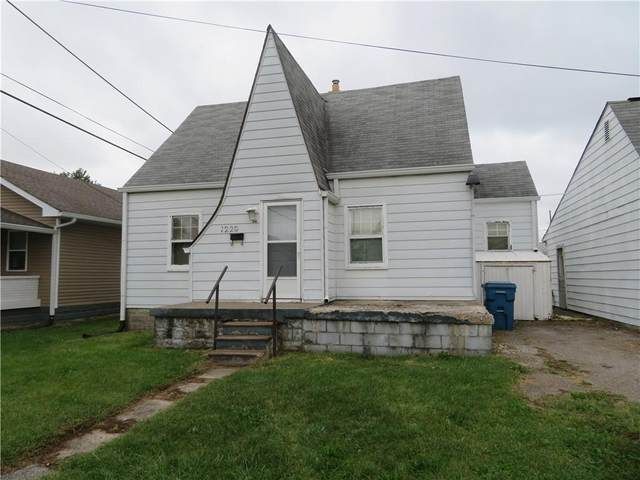 1220 Ingomar Street, Indianapolis, IN 46241 (MLS #21814472) :: Mike Price Realty Team - RE/MAX Centerstone