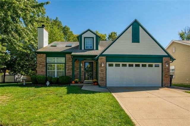 8019 Snug Harbor Drive, Indianapolis, IN 46227 (MLS #21814482) :: Heard Real Estate Team | eXp Realty, LLC