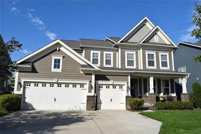 14132 Knightstown Way, Carmel, IN 46033 (MLS #21814483) :: Ferris Property Group